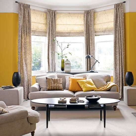 1 best 10 traditional living rooms yellow Best 10: Traditional living rooms