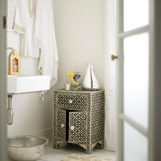 Contemporary Bathroom Interior Design Black and White Bathroom Designs