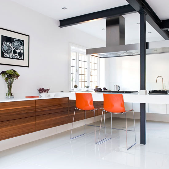 1-contemporary-kitchens-2011-Bold-modern-kitchen | Home Interior ...