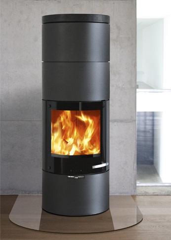 Modern House Design on Modern Fireplace Milano By Skantherm Fireworks Modern Fireplace