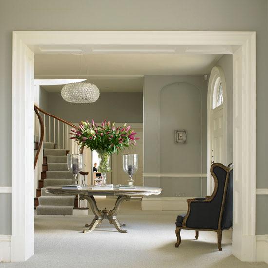 Traditional hallways design ideas home interior design kitchen