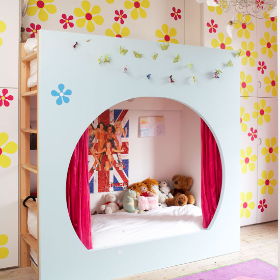 Wonderful colourful Children's room
