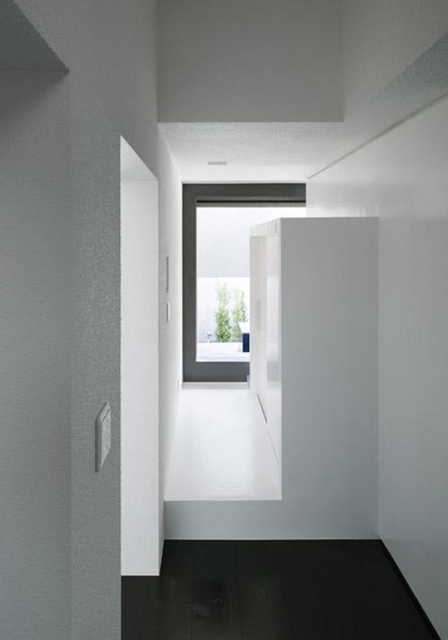 13 an austere private home by kouichi kimura An Austere Private Home by Kouichi Kimura