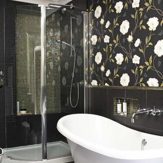 bathroom tile ideas statement bathroom wallpaper bathroom tile ideas