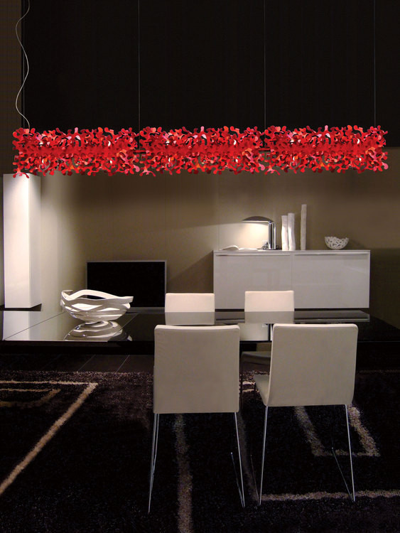 2 ceiling lights long leaves by villa tosca design Ceiling lights   Long leaves by Villa Tosca Design