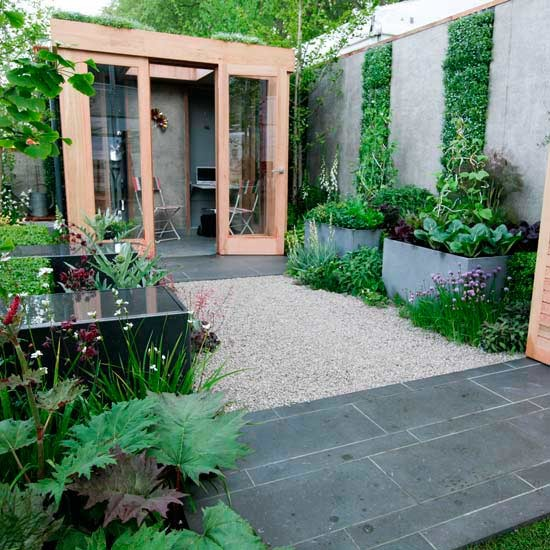Urban garden design ideas exclusive garden design for Urban garden design ideas