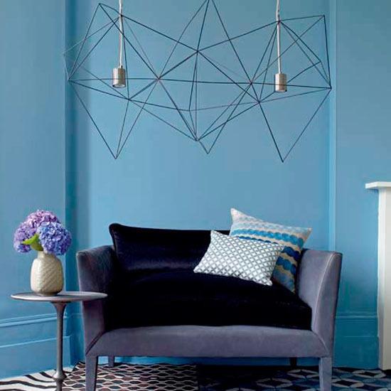 2 strange and wonderful living rooms chandelier Strange and wonderful living rooms