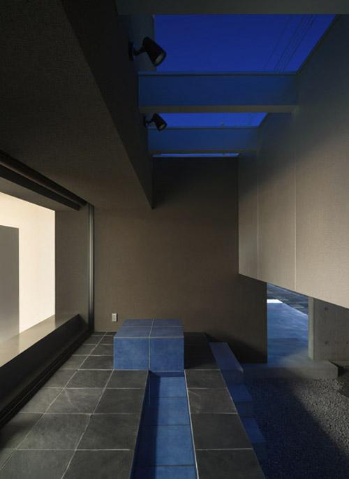 3 an austere private home by kouichi kimura An Austere Private Home by Kouichi Kimura