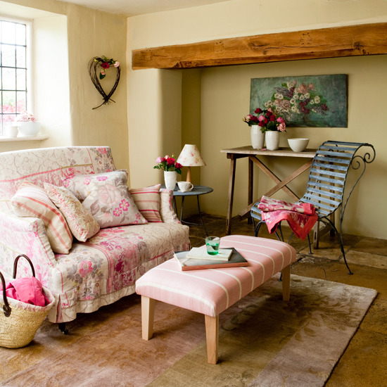 3 best 10 ideas country living rooms feminine country style Best 10 ideas: Country living rooms