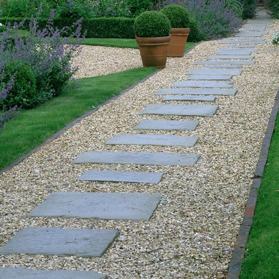 Garden paving ideas | Home Interior Design, Kitchen and Bathroom ...