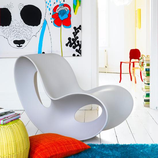3 strange and wonderful living rooms panda art Strange and wonderful living rooms