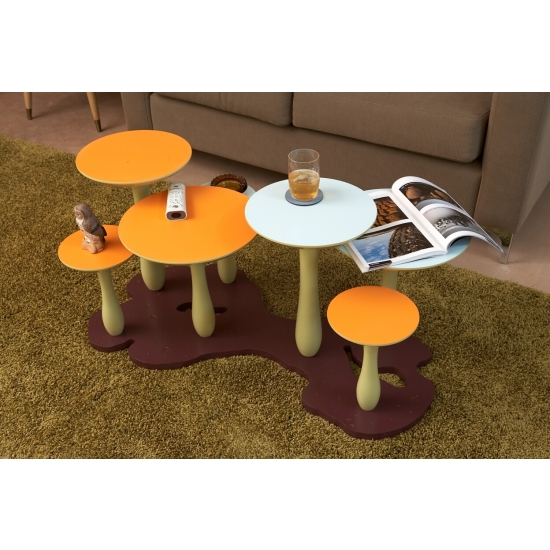 3 thomas wold mushroom coffee table for kids Thomas Wold Mushroom Coffee Table for Kids