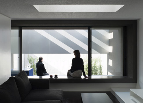 4 an austere private home by kouichi kimura An Austere Private Home by Kouichi Kimura