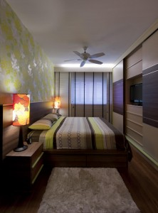Interior design by cheah wilfred master bedroom home interior design