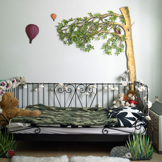 4 wonderful colourful childrens room Storybook Wonderful colourful Childrens room