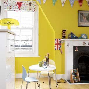 5-best-10-boys-bedroom-ideas-Sunshine-yellow | Home Interior ...