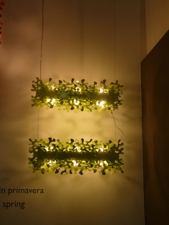5 ceiling lights long leaves by villa tosca design Ceiling lights   Long leaves by Villa Tosca Design