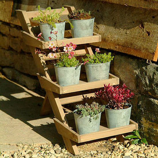 herb garden design ideas photograph ideas wooden herb pot