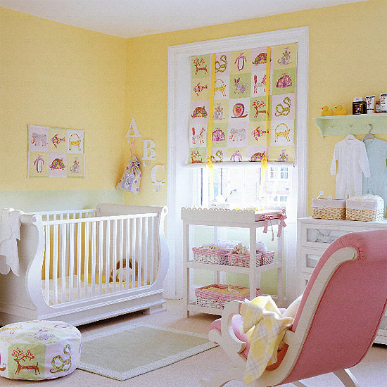 5 nursery decorating ideas for childrens room storage Nursery decorating ideas for Childrens Room