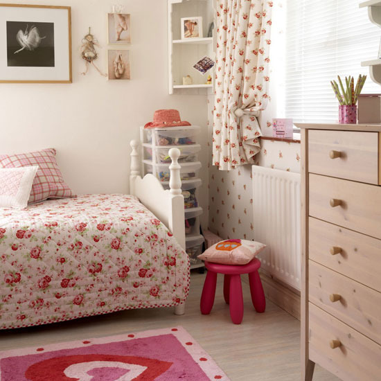 5 Traditional Childrens Bedrooms Floral Accents Home Interior