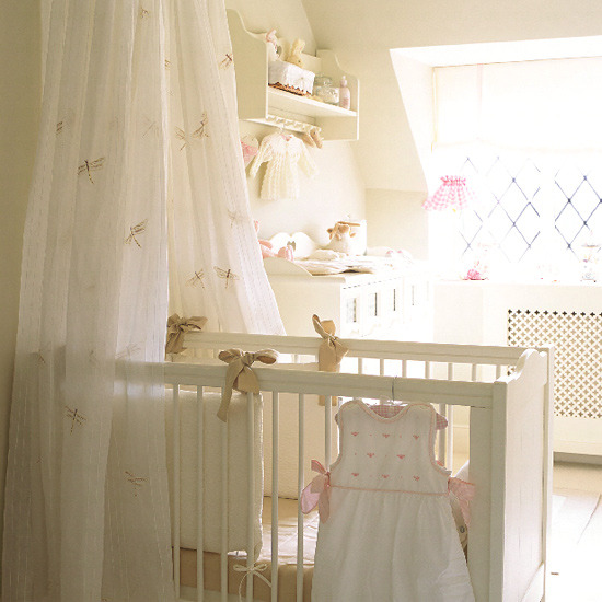 6 nursery decorating ideas for childrens room soft fabrics Nursery decorating ideas for Childrens Room