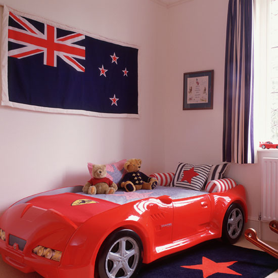 6 wonderful colourful childrens room Union ack Wonderful colourful Childrens room