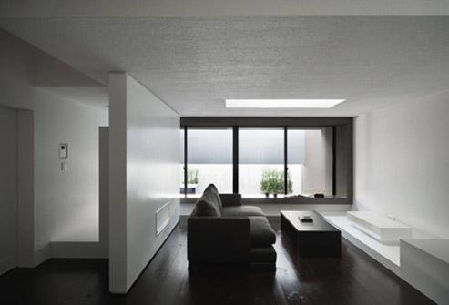 7 an austere private home by kouichi kimura An Austere Private Home by Kouichi Kimura