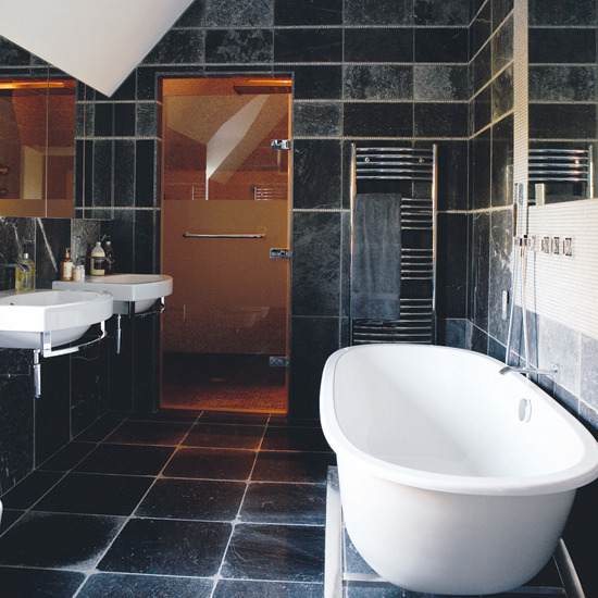designer tile showers bathrooms bathroom designs in pictures