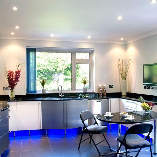 kitchen lighting ideas spotlights home interior design kitchen