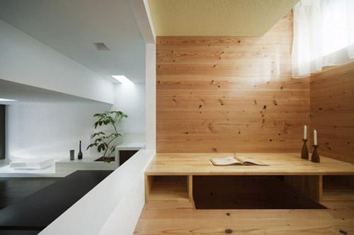 8 an austere private home by kouichi kimura An Austere Private Home by Kouichi Kimura