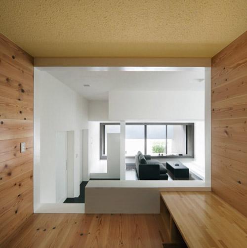 9 an austere private home by kouichi kimura An Austere Private Home by Kouichi Kimura