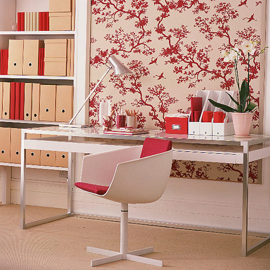 9 top modern home offices Oriental style Top modern home offices