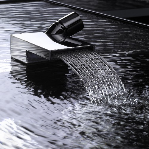 1 deque single lever basin mixer by sieger design DEQUE   Single lever basin mixer by Sieger Design