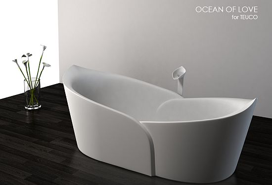 1 ocean of love bathtub by oleg suzdalev Ocean of Love bathtub by Oleg Suzdalev