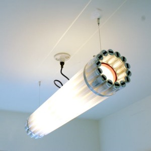 1 recycled tube light by castor 300x300 1 recycled tube light by castor