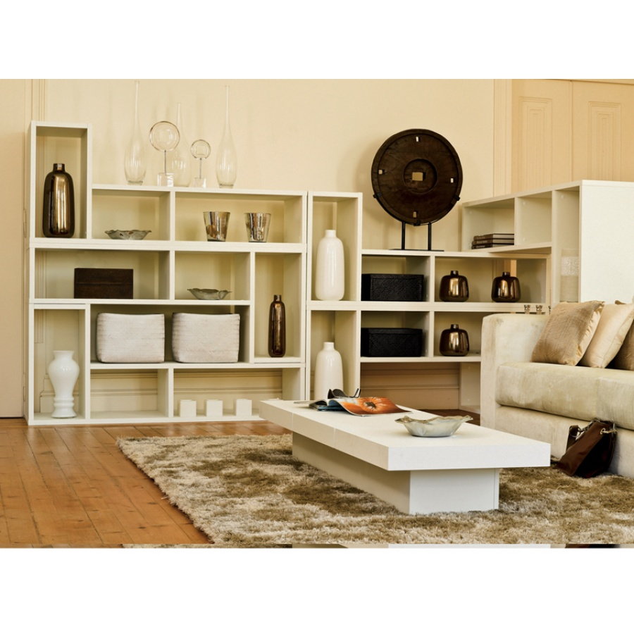 Brilliant Bookshelves In Interior Designs From Zalf  Homey Designing