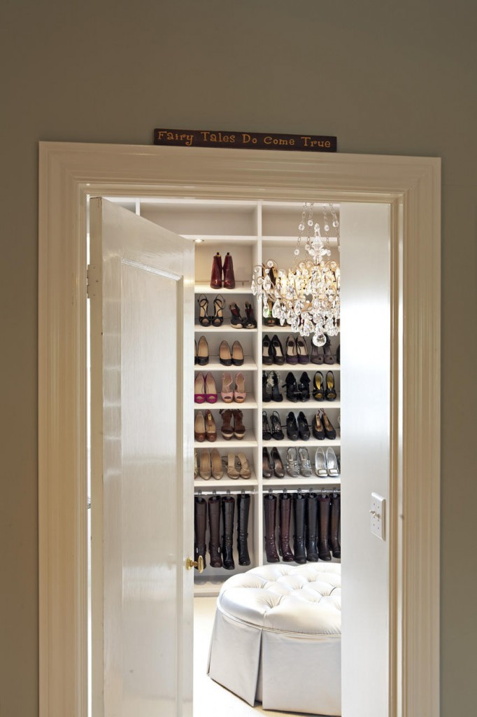 closet design ideas casual cottage
