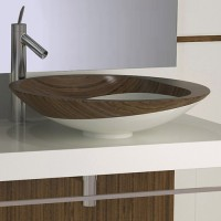 Fusion - modern bathroom collection by Florastyle