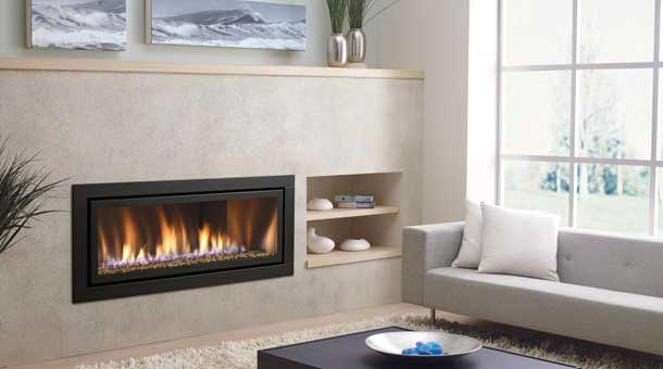 Regency Direct Vent Gas Fireplace 610 x 340