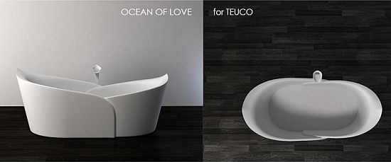 2 ocean of love bathtub by oleg suzdalev Ocean of Love bathtub by Oleg Suzdalev