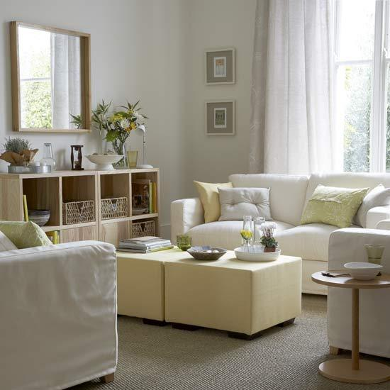 White traditional living-room ideas 2011 | Home Interior Design ...