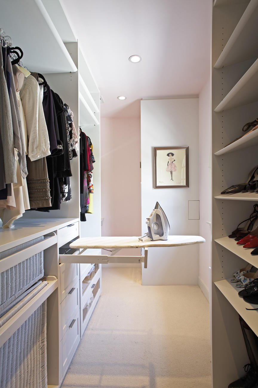3-closet-design-ideas-by-lisa-adams-Laundry Center | Home Interior ...