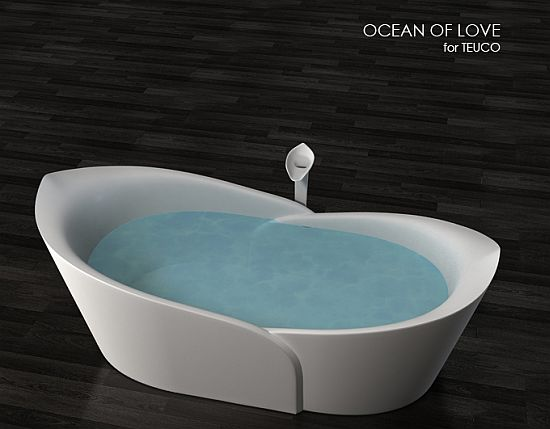 3 ocean of love bathtub by oleg suzdalev Ocean of Love bathtub by Oleg Suzdalev
