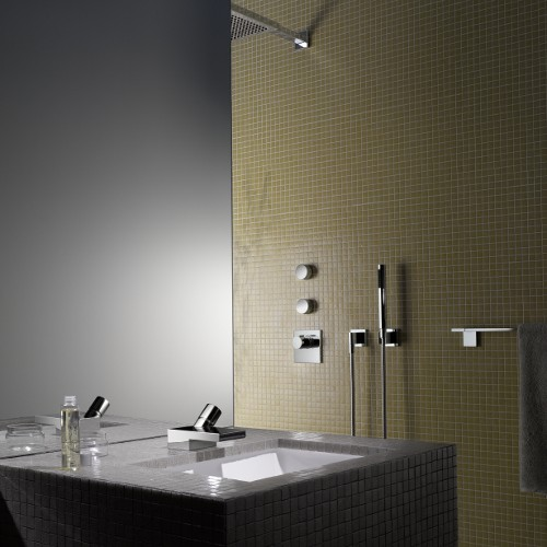 5 deque single lever basin mixer by sieger design DEQUE   Single lever basin mixer by Sieger Design