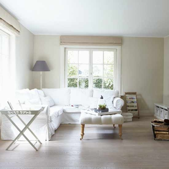 White traditional living room ideas 2011 laid back living room ikea