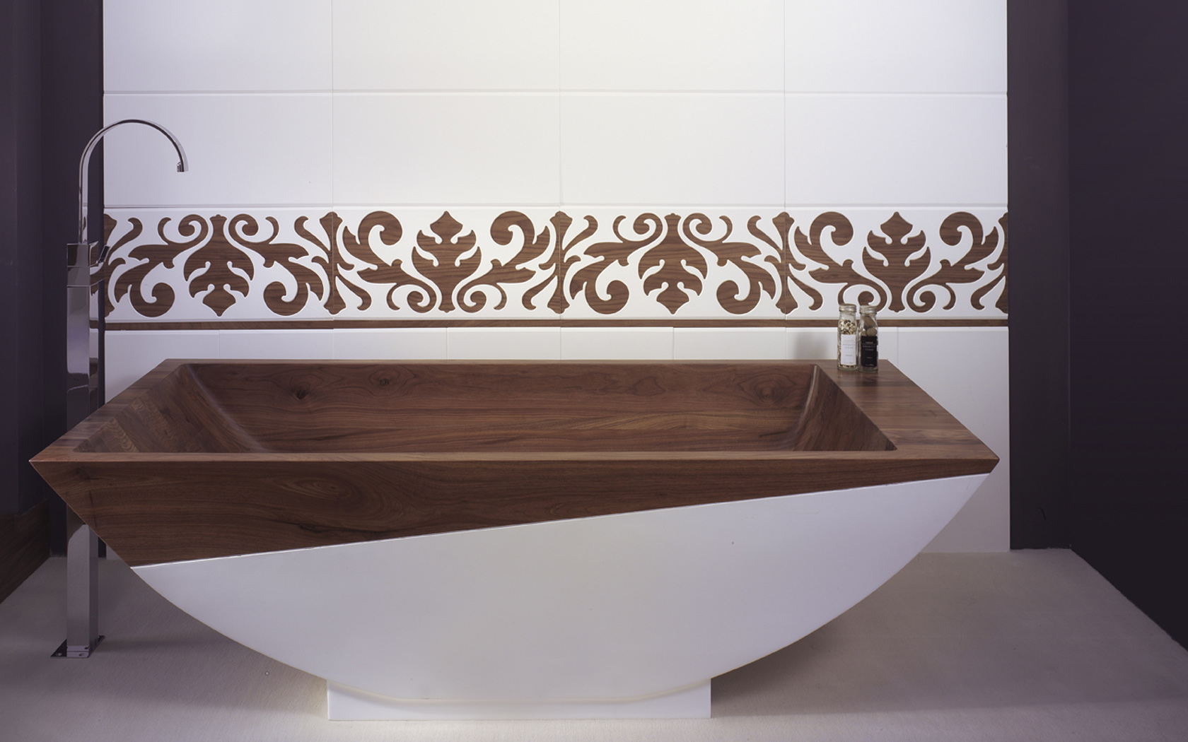 Contemporary Wall Tiles Design : Wall paper for walls contemporary