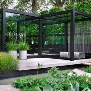 6 modern garden ideas Elegant outdoor dining area 300x300 6 modern garden ideas Elegant outdoor dining area
