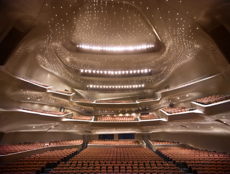Home Design Interior Ideas on Guangzhou Opera House By Zaha Hadid Architects   Home Interior Design