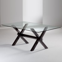 Criss Cross Dining Table by Peter Francis