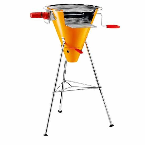 2 best 10 barbecues Frykat Cone barbecue from Bodum Best 10: Barbecues